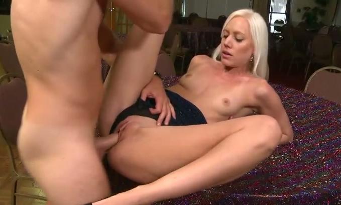 first Porno time sex