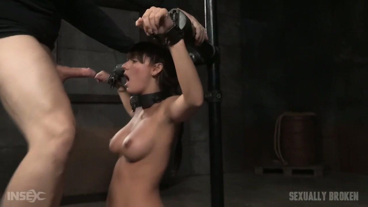 Skinny women nude black