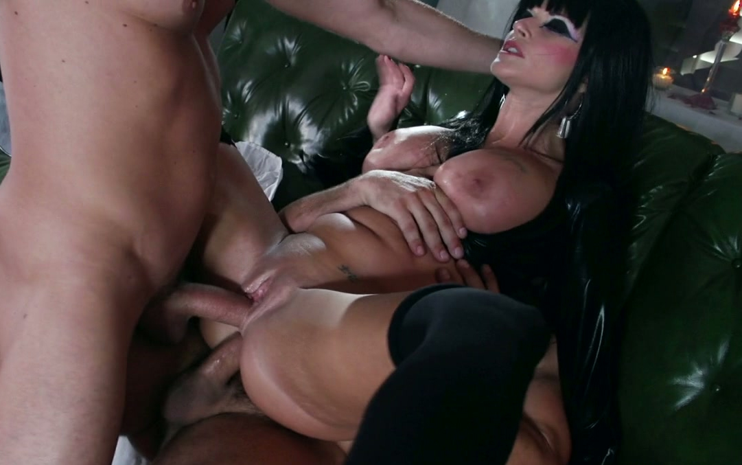 parker naked mary-louise