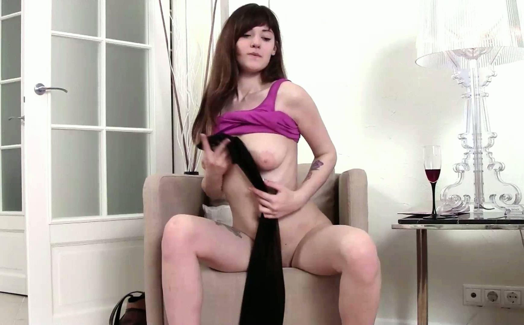 ebony pussy Trimmed hairy