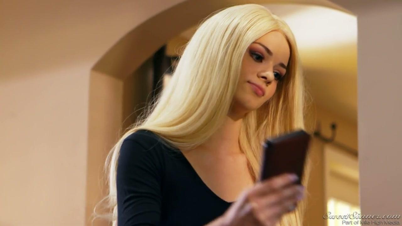dicke titten blonde