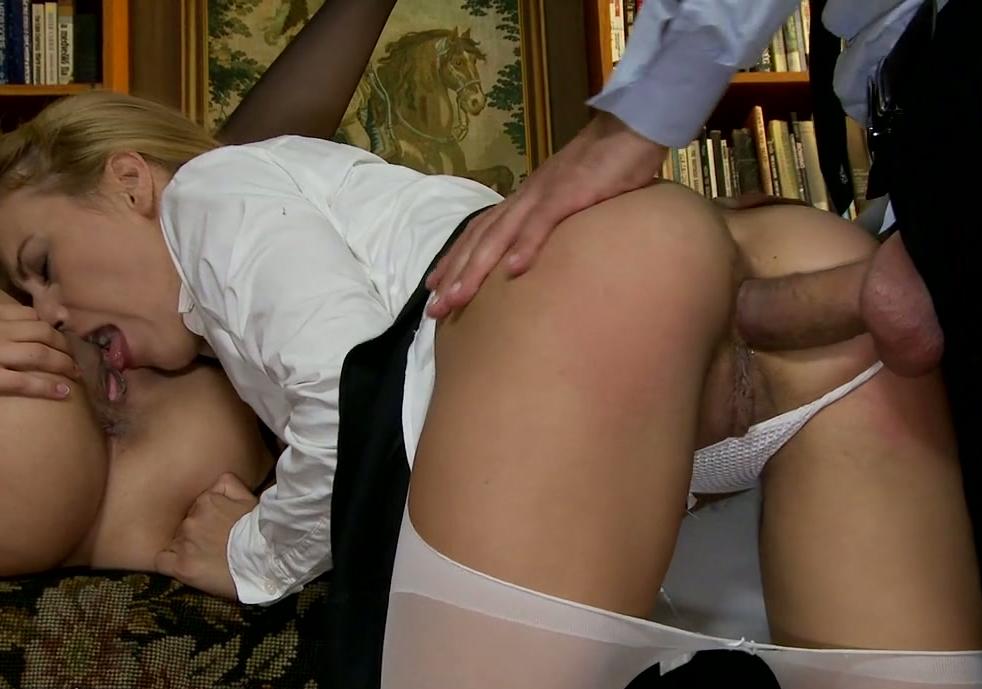 double penetration gode