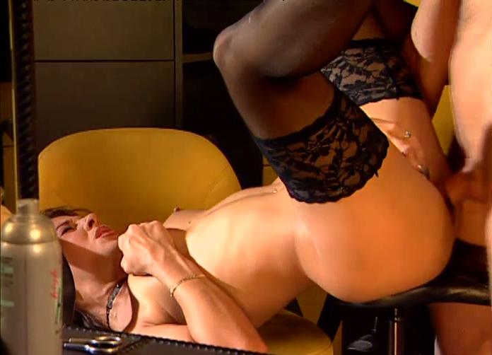 porn kyra Brunette star